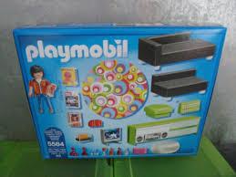playmobil city 5584 modernes wohnzimmer neu ovp