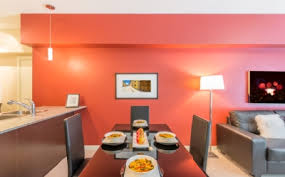 Coral Color Interior Design by Trendy Colors Coral Home Design