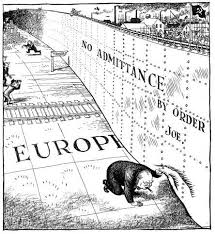 Winston Churchill Delivers Iron Curtain Speech Definition by Meaning Of The Word Iron Curtain Centerfordemocracy Org