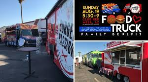 100 Food Trucks In Phoenix Trucks Gather To Honor Two Of Their Own Archives Azfamilycom