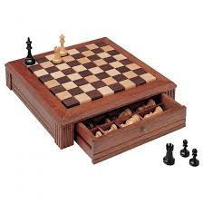 Build A Chessboard So Fine Its Fit For King Or Queen This Chess Board Plan With Uniquely Designed Top Works Natural Wood Movement