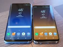 Hands on with the Galaxy S8 and S8 smartphones