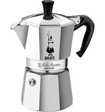 Percolator Or Moka Pot