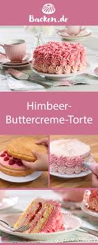 himbeer buttercreme torte