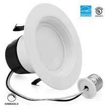 led light design dimmable led recessed lighting replacement led