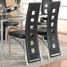 100 Side Dining Chairs Product Coaster Fine Furniture Los Feliz Chair Set Of 2 At Lowescom