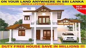 100 Modern House Cost Free Home Plans Sri Lanka Low Plans In Sri Lanka