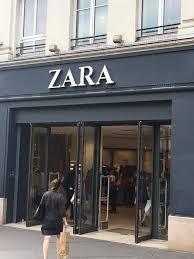 zara siege recrutement zara vêtements femme 88 rue rivoli 75004 adresse