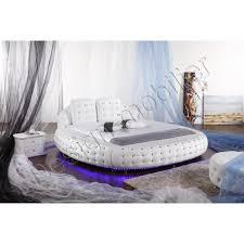 Chambre Avec Lit Rond Lit Rond Design Pour Lit Rond Design Avec Led