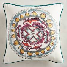 ashford floral gray decorative pillow pier 1 imports