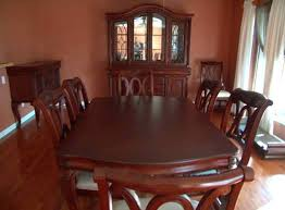 Cherry Wood Dining Room Chairs Inside Set Decor Queen Anne