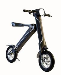 EByke Folding Electric Scooter