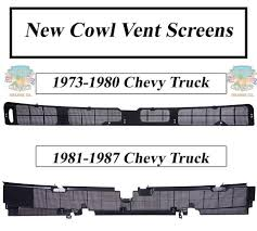 Truck And Car Shop Of Orange - Cowl Vent Screens Now In Stock ... Commercial Truck Repair Shop Orange County Ca Youtube Custom Lifted Trucks For Sale In Montclair Geneva Motors 19472008 Gmc And Chevy Parts Accsories Speed Is The New Black Ccs Thrift Lutheran High School Big Rigtractor Trailer Radiator Riverside Recoring 581972 Chevrolet Gm Steering Invoice 67 81 Camaro United Parcel Service 4759 Carburetor Door Ford Truck Web Cat By Car Issuu Iconic La Palma Chicken Pie Neon Sign Partially Savedbut