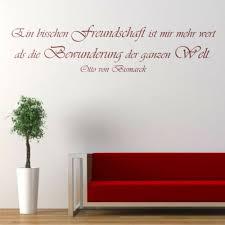 home décor items bismarck wandtattoo zitat freundschaft welt