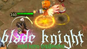 Castle Clash Pumpkin Duke Best Traits by Castle Clash New Hero Blade Knight Equipment Hero Youtube