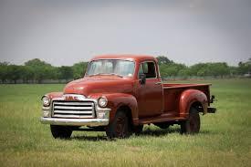 100 1954 Gmc Truck GMC 5Window Pickup Runs Good Amatuer Paint 34 Ton Gauges Work