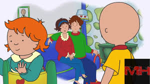 Caillou In The Bathtub Ytp by Caillou Mom