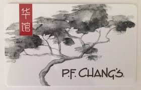 P.F. Chang's Gift Card $30 (#122773754824) - Gift Cards ...