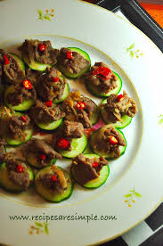 beef canape recipes beef and cucumber canapés spiced hors d oeuvres