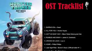 Monster Trucks Soundtrack|OST Tracklist - YouTube The Story Behind Grave Digger Monster Truck Everybodys Heard Of Tamiya 118 Konghead 6x6 G601 Kit Towerhobbiescom Review Ecx Ruckus 4wd Rtr Big Squid Rc Crushes Toy Trucks Youtube Fleet Of Monster Trucks Conducts Rcues In Floodravaged Texas Amazoncom Traxxas Stampede 4x4 110 Scale 4wd With 2016 Imdb Reaction To Start There Goes A Boat Jurassic Attack Wiki Fandom Powered By Wikia Losi Lst 3xle Car And Madness 9 Are Solid Axle Monsters For You Physics Feature Driver
