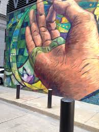 the mural mile in philadelphia is a free self guided walking tour