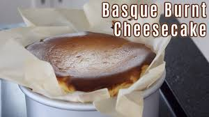 basque burnt cheesecake san sebastian recipe simple and delish by canan