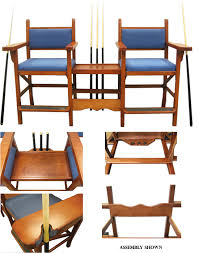 Diamond BillIiard Products Accessories Chair Units