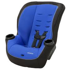 Cosco High Chair Seat Pad by Cosco Apt 50 Convertible Car Seat Vibrant Blue Babies