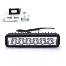 18W 12V LED Off Road Light Bar – Road & Truck Parts 5inch 40w Led Work Light Bar For Truck Motorcycle Gd Traders Aries Automotive 50 Doublerow 26 Best Of Off Road Lights Home Idea 315 Inch 180w 4x4 Led Curved Tractor Offroad 4wd 72018 F250 F350 Nfab Offroad 30 W Amazoncom Senlips 52 Inch 300w Install Of Westin Bar And Hella 500ff 18watt Vehicle Torchstar Kohree 108w Cree Spotflood Rc Deluxe Package Kit Torch Series Grilles