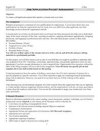 Job/Application Packet Assignment Creative Resume Templates Free Word Perfect Elegant Best Organizational Development Cover Letter Examples Livecareer Entrylevel Software Engineer Sample Monstercom Essay Template Rumes Chicago Style Essayple With Order Of Writing Ulm University Of Louisiana At Monroe 1112 Resume Job Goals Examples Southbeachcafesfcom Professional Senior Vice President Client Operations To What Should A Finance Intern Look Like Human Rources Hr Tips Rg How Write No Job Experience Topresume 12 For First Time Seekers Jobapplication Packet Assignment