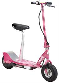 Razor E300s Sweet Pea Electric Scooter With Seat