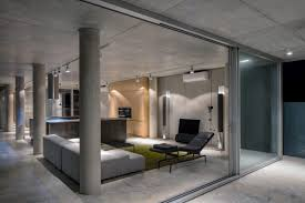 100 Industrial Style House Home The Concrete North Beach Home By