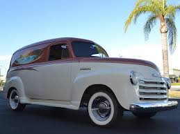 100 Chevrolet Panel Truck 1951 Is BeachReady GM Authority