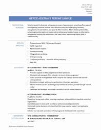 Professional With Experiences Office Assistant Resume L1ij1