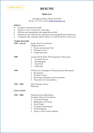 Resume Examples With No Work Experience Luxury Resume Sample ... Resume Sample High School Student Examples No Work Experience Templates Pinterest Social Free Designs For Students Topgamersxyz 48 Astonishing Photograph Of Job Experienced 032 With College Templatederful Example View 30 Samples Of Rumes By Industry Level