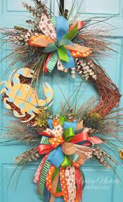 Crab Pot Christmas Trees Obx by 665 Best Beach Wreaths Images On Pinterest Beach Wreaths