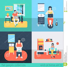 People Work At Home In Freelance Vector Flat Concept Stock Vector ... Work From Home Graphic Design Mannahattaus Best 25 Freelance Graphic Design Ideas On Pinterest Personal Online Assistant Character Stock Vector Awesome Contemporary Decorating Web Peenmediacom 100 Jobs Beautiful Can Bristol Working Office Banners 458591833 Job Posting Sites Search Search Flat 428869168 Oli Lisher Freelance Website Designer Illustrator Greetings When I Am Not Illustrating A Commercial