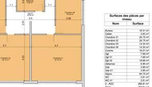 surface minimale bureau surface habitable définition pour une maison individuelle