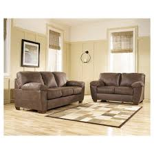 Makonnen Sofa And Loveseat by Amazon Sofa Walnut Signature Design By Ashley Target