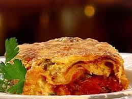 Rachael Ray Pumpkin Lasagna by Creamy Pumpkin Lasagna Rolls Recipe Giada De Laurentiis Food