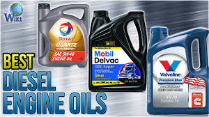 9 Best Diesel Engine Oils 2018 - YouTube