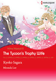 The Tycoons Trophy Wife Harlequin Comics