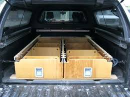 Elegant Truck Bed Drawer Design Thinking e These bined