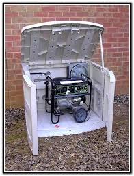 storage shed for portable generator home design ideas