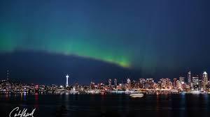 s Northern Lights put on dazzling display over Pu Sound
