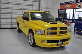 2005 Dodge Ram SRT-10 SRT Ram Viper Truck TX 26512323 2005 Dodge Ram Srt10 Yellow Fever Edition T215 Indy 2017 The Was The First Hellcat Paxton 0506 Truck Auto Trans Supcharger Quad Cab Protype Pix 8403 Texas One Take Youtube 2006 For Sale Nationwide Autotrader Srt 10 Viper Trucks Street Legal 7s W 1900hp Powered Spotted This Big American Tru Flickr