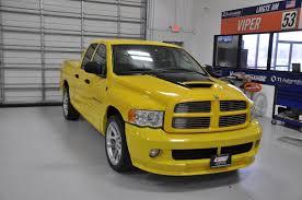 100 Dodge Srt 10 Truck For Sale 2005 Ram SRT SRT Ram Viper