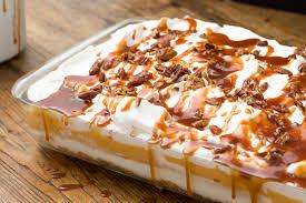 Pumpkin Swirl Cheesecake Bars by Pumpkin Cheesecake Lasagna Recipe Delish Com
