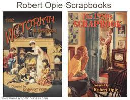 The Robert Opie Collection Is Worlds Largest Relating To Mostly British Nostalgia And Advertising Memorabilia Each Of Scrapbook Covers