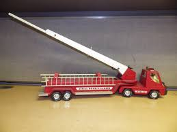 Vintage Nylint Aeirial Hook & Ladder Truck Metal & Plastic Ladder ... Structo Fire Truck Hook Ladder 18837291 And Stock Photos Images Alamy Hose And Building Wikipedia Poster Standard Frame Kids Room Son 39 Youtube 1965 Structo Ladder Truck Iris En Schriek Dallas Food Trucks Roaming Hunger Road Rippers Multicolored Plastic 14inch Rush Rescue Salesmans Model Brass Wood Horsedrawn Aerial Laurel Department To Get New